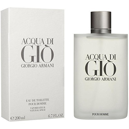 Acqua Di Gio Men by Armanî Eau De Toilette Spray 6.7 Ounce by DI IGOGiorgîo Armanî