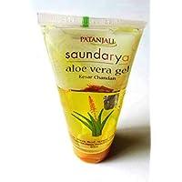 Patanjali India Patanjali - Saundarya Kesar Chandan Aloe Vera Gel - 150ml