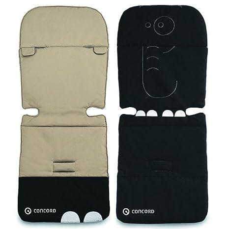 Concord Snuggle - Cubierta para asiento de carrito Neo Fusion Quix DUMBO: Amazon.es: Bebé