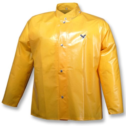 Tingley Rubber J22207 Iron Eagle Jacket with Hood Snaps,