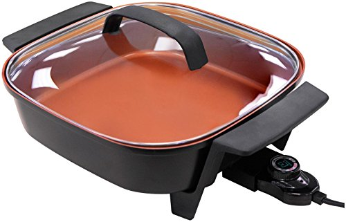 nuwave frying pan lids - 1