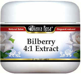 Bilberry 4:1 Extract Salve (2 oz, ZIN: 523876) - 3 Pack