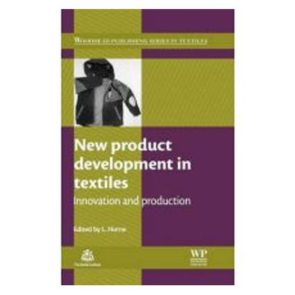 Download New Product Development In Textiles-Innovation And Producton (Hb 2012) ebook