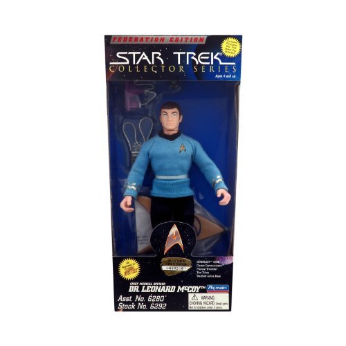 Star Trek Starfleet Edition Dr. Mccoy 9 Inch Figure