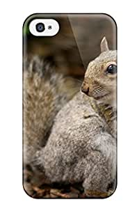 New TRRPkwr2613YJhfH Squirrel Skin Case Cover Shatterproof Case For Iphone 4/4s
