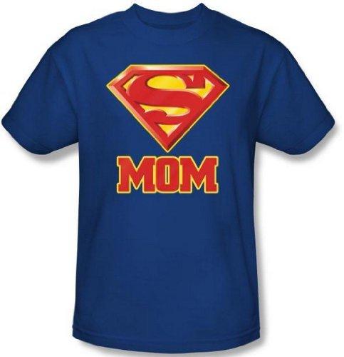 Super Mom T-Shirt Size