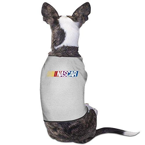 [PET-Funny NASCAR Car Race Car Logo Pet Dog Shirt.] (Driver Seat Halloween Costume)