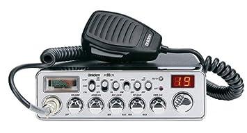 Uniden PC88LTX 40 Channel Trucker s CB Analog S RF SWR Mod Meter, Instant Channel 9, Hi-Cut Function, AM PA, 40 Channel, Mobile CB Radios