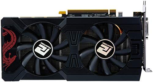 PowerColor AMD Radeon RX 570 Red Dragon 8 GB GDDR5 DVI/HDMI/3 x DP Tarjeta gráfica