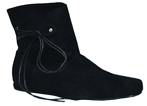Pleasers Boot Renaisc Blk Short -