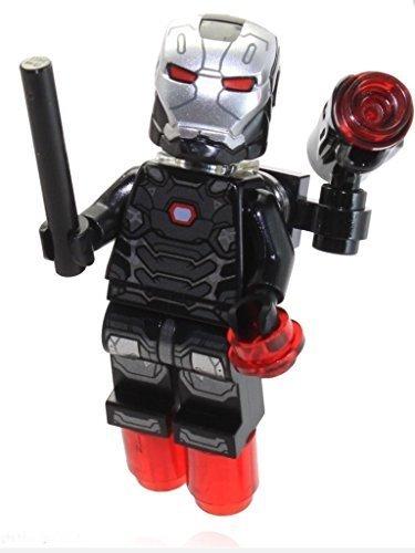 Lego War Machine Minifigure Exclusive Loose 76051 Super Heroes Civil War (Lego Avengers Hulk)