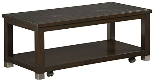 Amazoncom Standard Furniture Colton Coffee Table W X - Colton coffee table