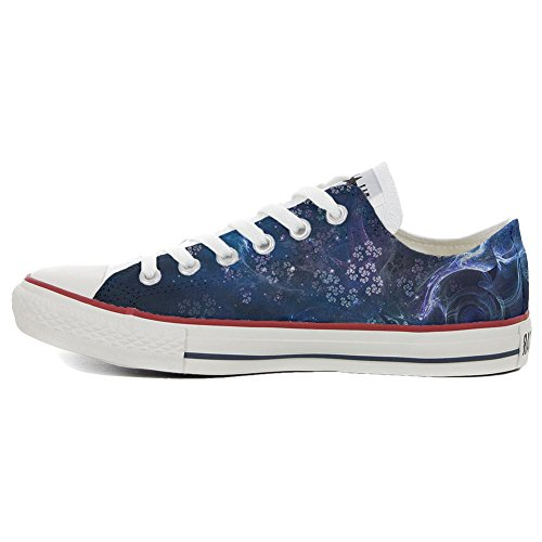 Converse All Star Customized - personalisierte Schuhe (Handwerk Produkt customized)Infinity Texture