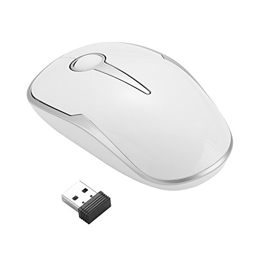 b8dfdeb39368 Lsea&M 1600DPI 2.4G Wireless Portable Mobile Mouse Optical Mice for ...