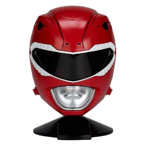 Power Rangers Mighty Morphin Legacy Ranger Helmet, Red ()