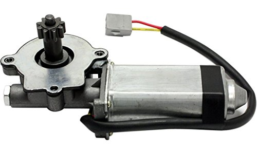 1991 Ford Mustang Convertible (Evan-Fischer EVA166072114400 Window Motor for MUSTANG 84-93 RH Rear Power w/o Regulator Convertible Replaces OE Number E4ZZ76233V94ARM)