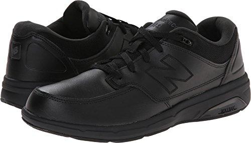 New Balance Men's MW813 Athletic Walking Shoe, Size: 8.5 Width: B Color: Black MW813BK-001