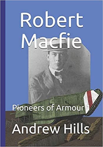 Robert Macfie (Pioneers of Armour)