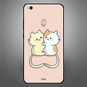 Xiaomi MI MAX 2 Cat Couple