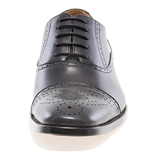 Jump Newyork Mens Lawrence Oxford Shoe Black