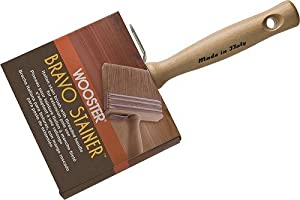 Best Brushes For Staining Wood 2019 Reviews And Buyer S Guide