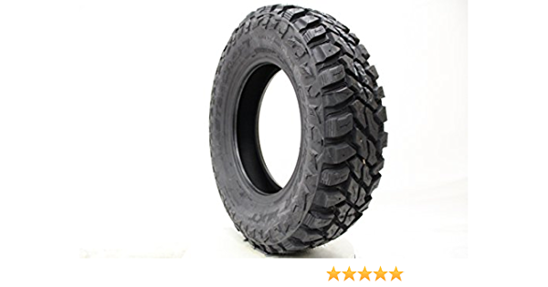 Mastercraft Courser CXT All-Terrain Tire LT285//65R18 10ply