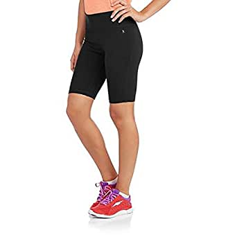 Danskin Womens Compression Capri (X-Small, Black)