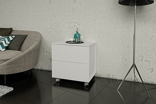 Polifurniture 401607780002 Damasco File Cabinet (Nightstand Cabinet File)