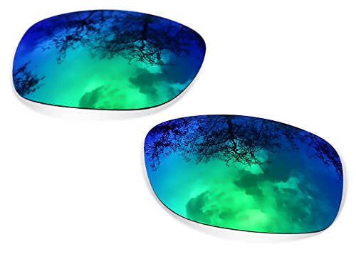 Sunglasses Squared Oakley Blue Recambio Restorer Polarizadas sapphire para green Mirror de Jupiter Lentes RrqAvWRw