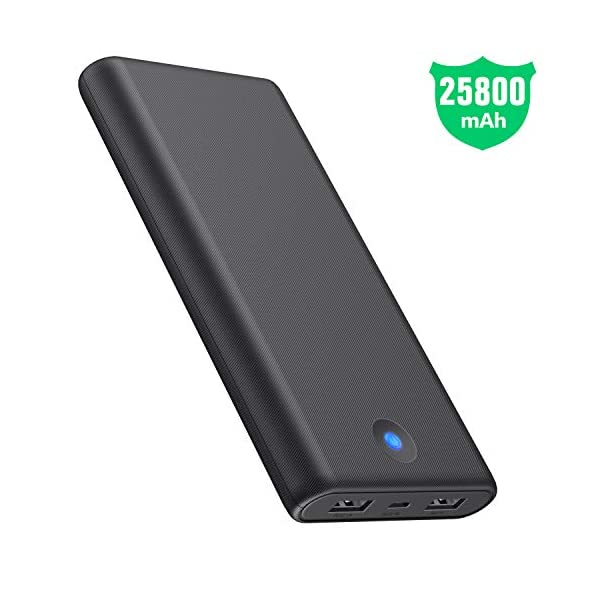 Portable Charger Power Bank 25800mah Newest Enhanced Portable Phone Charger Dual...