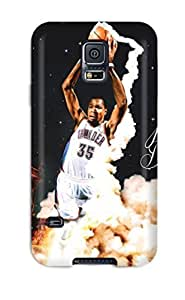 kevin durant oklahoma city thunder sports basketball nba NBA Sports & Colleges colorful Samsung Galaxy S5 cases 1045978K845178013
