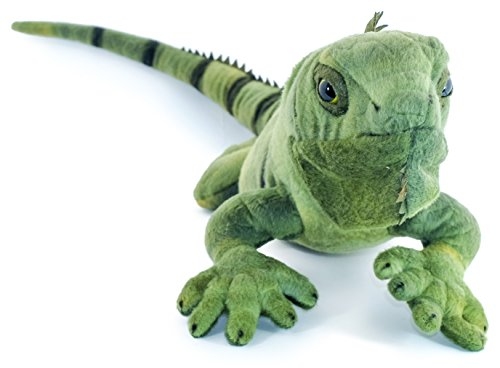 VIAHART Igor The Iguana | Over 2 Foot Long Stuffed Animal Plush | by Tiger Tale Toys ()