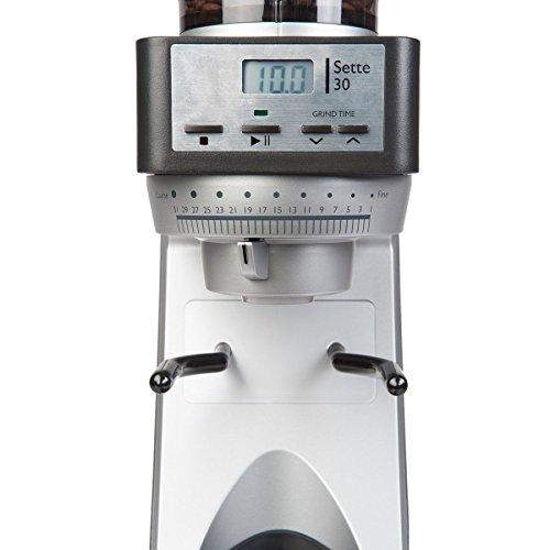 Baratza Sette 30 Conical Burr Grinder with AP Burr Inside, Brushtech Coffee Grinder Dusting Brush & Zonoz One-Tablespoon Plastic Clever Scoop (Bundle) by Baratza (Image #2)