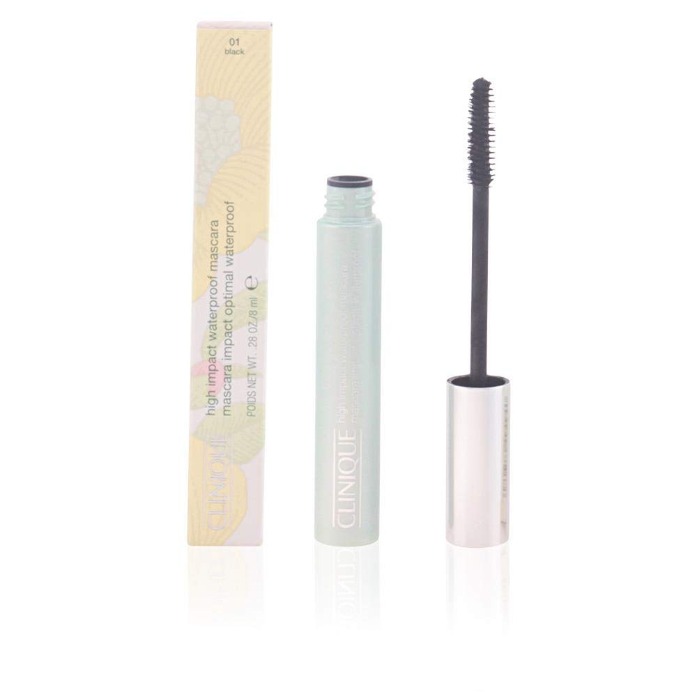 53a9b6354de Clinique High IMpact Waterproof Mascara - 01 - Black - 8 ml: Amazon.co.uk:  Beauty