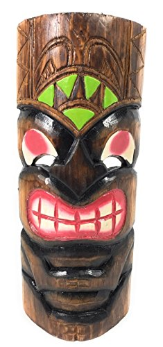 Smiley Tiki Mask (Smiley Tiki Mask 12