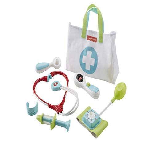 Fisher-Price Medical Kit]()