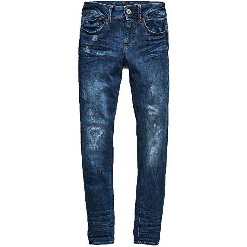 Lynn 86 D Skinny Jeans Super mid G star Restored W TwBnqFH7H