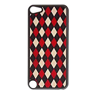 Topforcity Shimmering Diamonds Pattern Hard Case for iPod touch 5