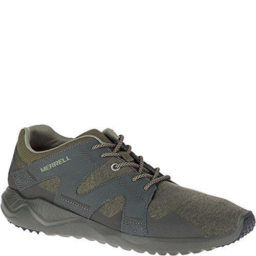 Merrell Men's 1SIX8 Lace Sneaker, Dusty Olive, 10.5 Medium U