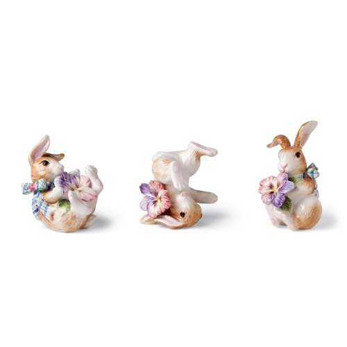 (Halcyon Collection, Bunny Tumblers, Set of 3)