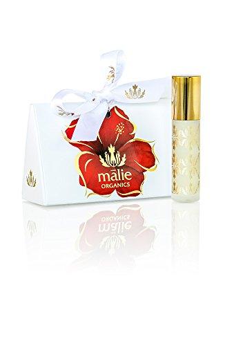 Pacifica Tahitian Gardenia - Malie Organics Roll on Perfume Oil - Hibiscus