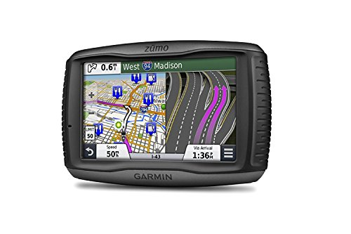 Garmin Zumo 590LM (Certified Refurbished) by Garmin