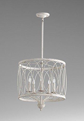 Cyan Design Sausalito Persian White Five-Light Pendant