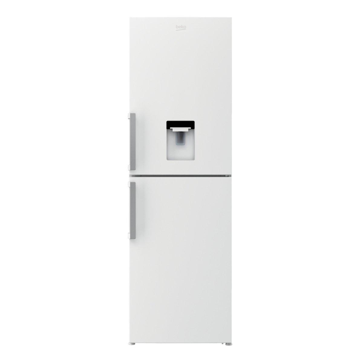 Beko CFP1691DW Freestanding Frost Free A 201L Fridge 156L Freezer in White