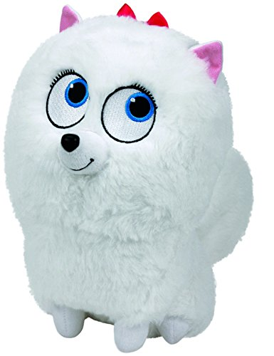 Ty Beanie Babies Secret Life of Pets Gidget The Dog Regular Plush -