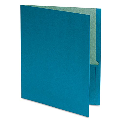 (Earthwise by Oxford 100% Recycled Twin-Pocket Folder)