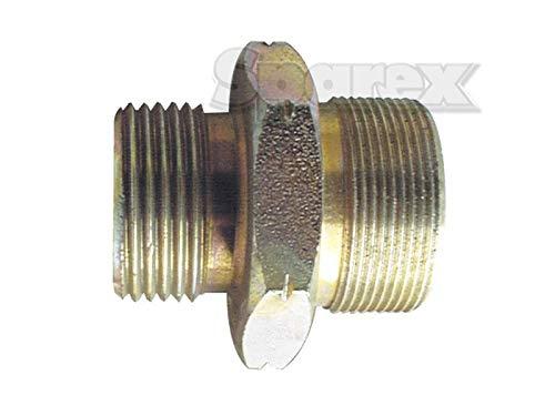 Hydraulic Adapter 1/2BSP male - M24 male