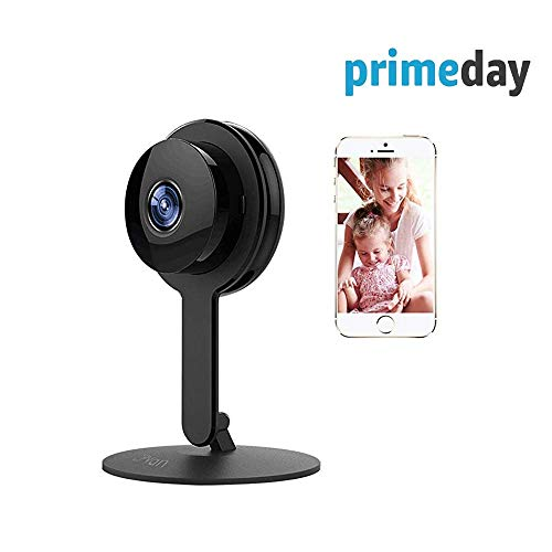 1080P WiFi Security Camera, Home Indoor Wireless Camera, HD IP Surveillance System, Magnetic Base-Night Vision-Two Way Audio-Motion Detection for Home/Office/Baby Support iOS Android App