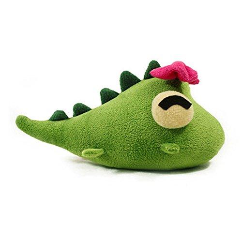 COGEEK Funny Crocodile Doll Car Decor Purify Air Bamboo Charcoal Bag Adsorb Odor Deodorant (Female Crocodile)