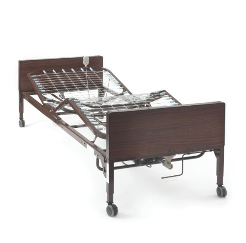 Bed Invacare Standard Hospital - MEDLINE MDR107003L MedLite Beds